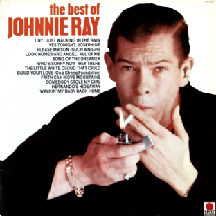 Johnnie Ray - The Best Of Johnnie Ray (LP) (VG/VG-)